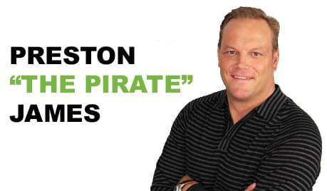 Preston James